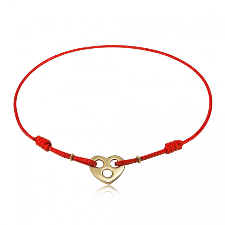 The Way bracelet, Heart