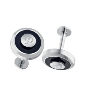 Cufflinks - St. Dupont Gray