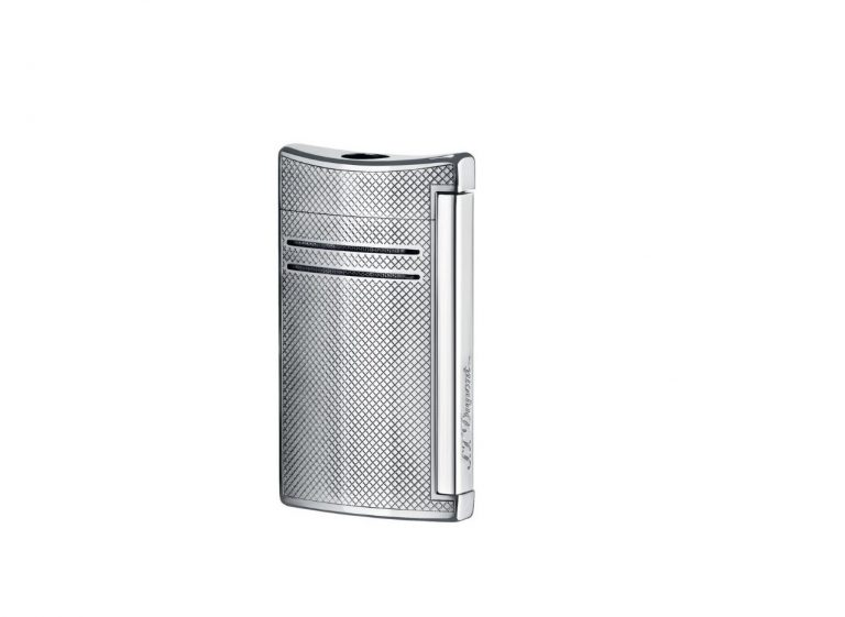 Lighter - St.Dupont Silver fire