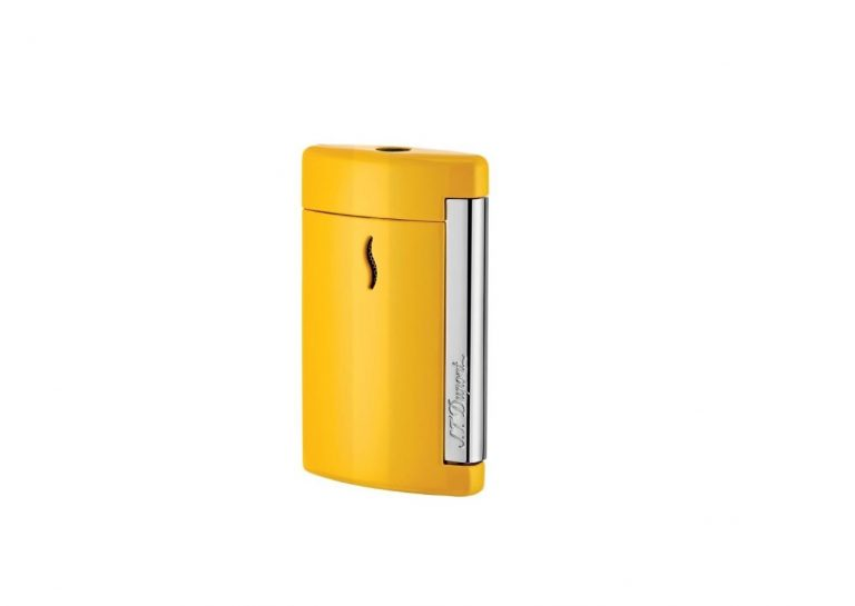 Lighter - St.Dupont Yellow fire