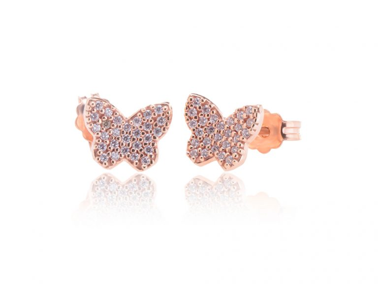 Earrings - Butterflies
